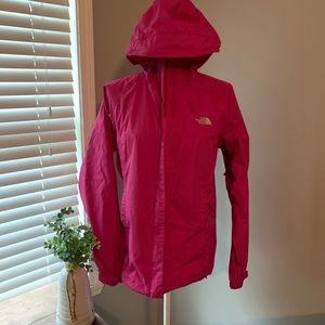 The North face Hyvent Shell Raincoat M